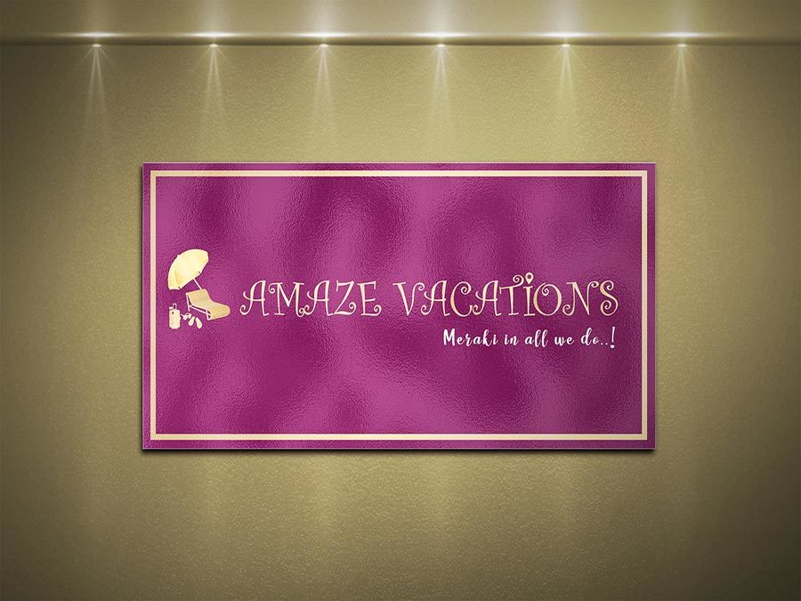 AMAZE VACATIONS