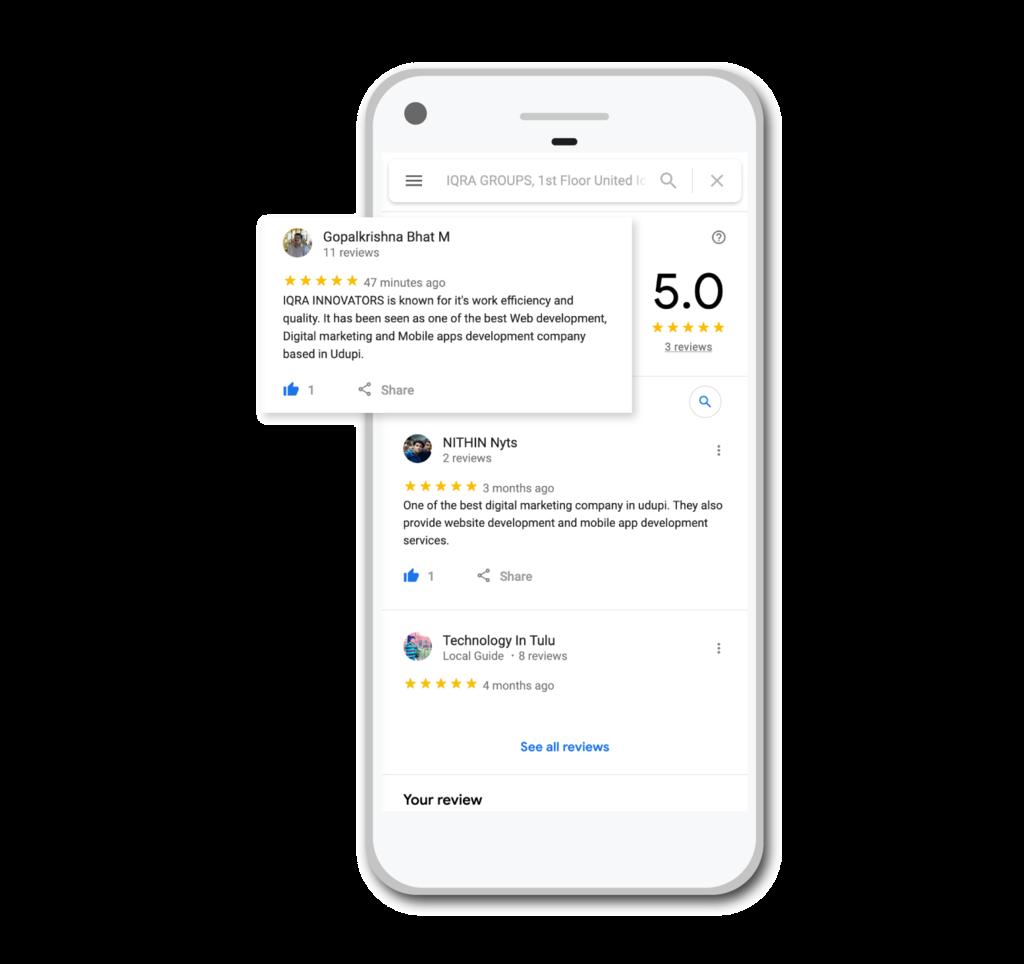 iqra-google-listing-2